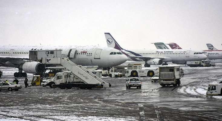 مسافران پیش از عزیمت به فرودگاه با  ۱۹۹ تماس بگیرند