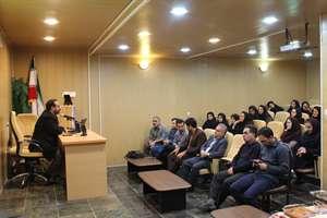 برگزاري مراسم گراميداشت مقام زن در اداره كل راه وشهرسازي استان ايلام