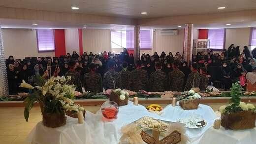 برگزاری جشن کوثر به مناسبت ولادت با سعادت حضرت فاطمه زهرا (س)