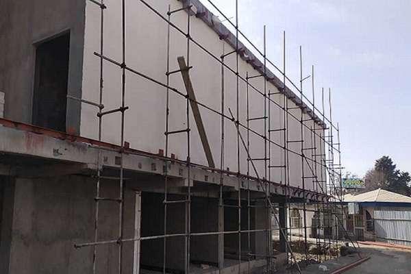 پروژه خانه تئاتر قزوین نزدیک به 80 درصد رشد فیزیکی داشته است