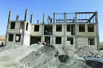 افتتاح و کلنگزنی ۹ پروژه بنیاد مسکن با اعتبار ۷۱۲ میلیارد ریال در گنبد کاووس