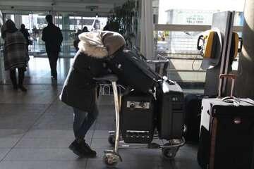 تاخیر ۴۵ درصد پروازهای فرودگاه مهرآباد در دی ماه