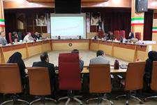 صد و شانزدهم  جلسه کمیسیون برنامه و بودجه شورای شهر اهواز برگزار شد