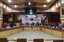 هفدهمین جلسه کمیسیون اقتصادی،سرمایه گذاری و گردشگری و توسعه شهری شورای شهر اهواز برگزار شد