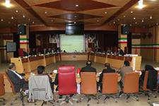 صد و پانزدهم  جلسه کمیسیون برنامه و بودجه شورای شهر اهواز برگزار شد.