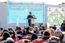 بوستان شهدای قشقایی در میدان کوزه گری افتتاح شد