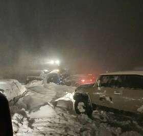 باز شدن همه راههای گیلان/ برف و باران در انتظار کدام جادههاست