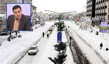 درس ها و تجارب برف سنگین استان گیلان