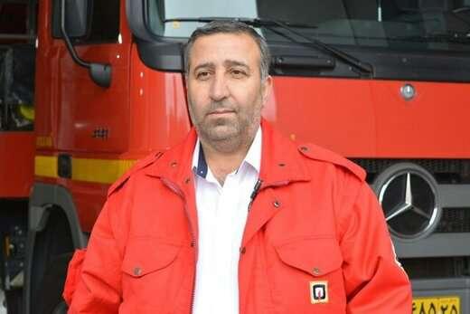 آتش سوزی کارگاه تولیدی در حرمخانه اطفاء  شد/ حادثه دو مصدوم آتش نشان بر جای گذاشت