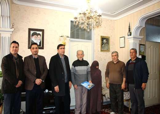 اقتدار امروز جامعه اسلامی مرهون رشادتهای شهیدان است