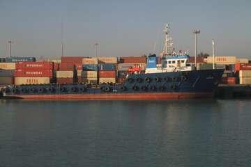 ظرفیت حمل و نقل دریایی کشور به ۱۲.۵ میلیون تن افزایش یافت