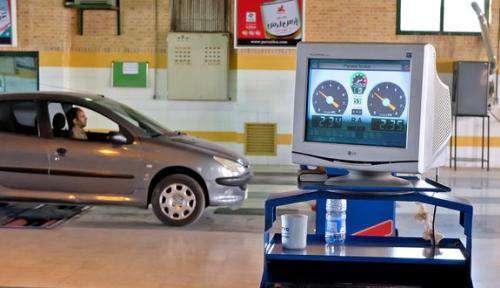 فعال شدن نوبتدهی آنلاین مراکز معاینه فنی شهر