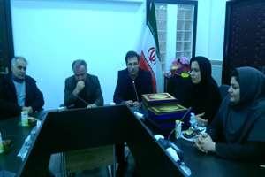 مراسم بزرگداشت روز زن در راه و شهرسازی کردستان