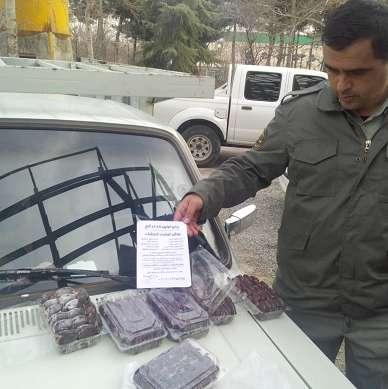 دستگیری متخلف عرضه گوشت گنجشک  در استان البرز