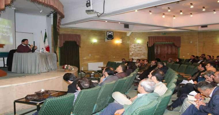 دوره بازآموزی ضابطین دادگستری برای محیط بانان همدان برگزار شد