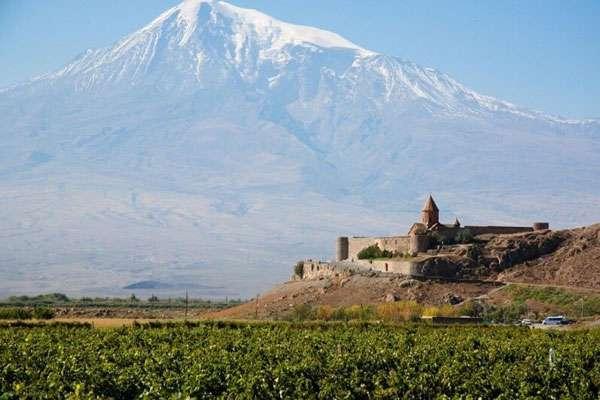 آشنایی با شاهکارهای معماری ارمنستان