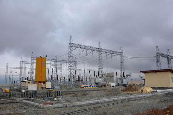 پیشرفت 75 درصدی پست 230/63 کیلوولت اتحاد کامیاران در استان کردستان با اعتباری بالغ بر 930 میلیارد ریال