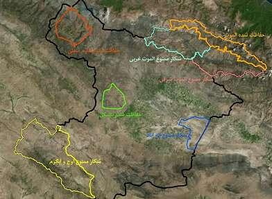 پایگاه داده های مکانی محیط زیست استان قزوین راه اندازی میشود