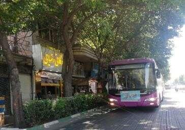 بسیج کلیه امکانات ناوگان اتوبوسرانی در آستانه سال جدید