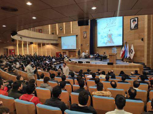 اولین یادواره شهدای آتش نشان شهرداری مشهد