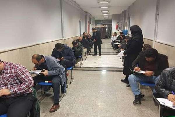 نخستین آزمون آموزشی کارشناسان فنی و شهرسازی مناطق سه گانه شهرداری قزوین برگزار شد