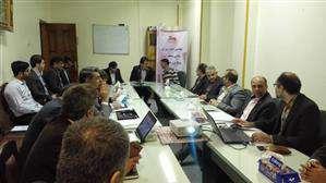 پنجمین جلسه شورای پایایی شبکه برق خوزستان برگزار شد