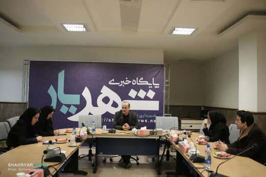 نشست خبری مدیرکل سلامت و امور اجتماعی شهرداری تبریز