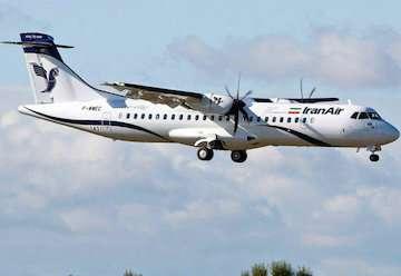 اتصال هوایی جزیره کیش به آبادان با پرواز «هما»