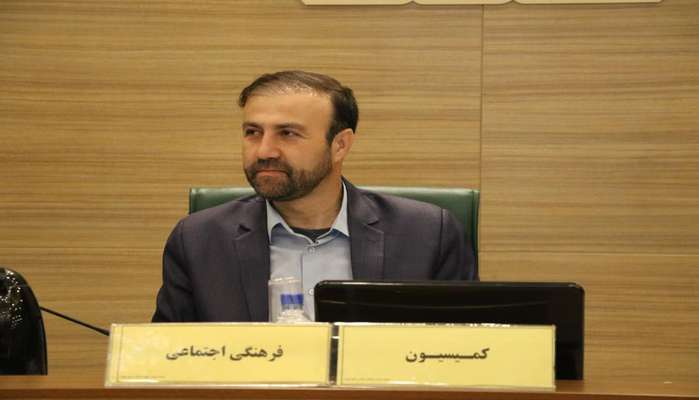 رئیس کمیسیون فرهنگی شورای شهر خبر داد: پیشنهاد مساعدت به چند پروژه فرهنگی و ورزشی