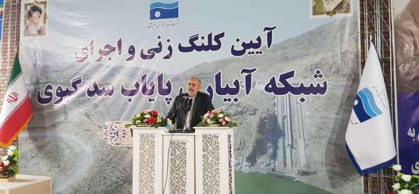 مدیرعامل شرکت منابع آب ایران:جزو ۵ کشور برتر سدسازی هستیم