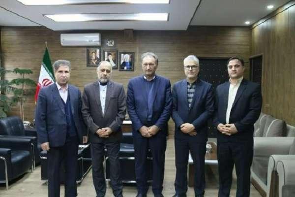 انتصاب سرپرست شركت آب و فاضلاب شهرستان خوي