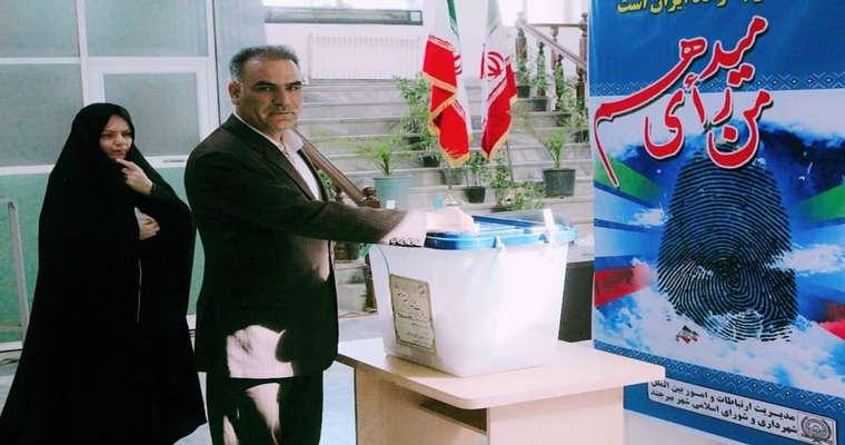 شهردار و رئیس شورای اسلامی شهر بیرجند در یازدهمین دوره از انتخابات مجلس شورای اسلامی شرکت کردند.