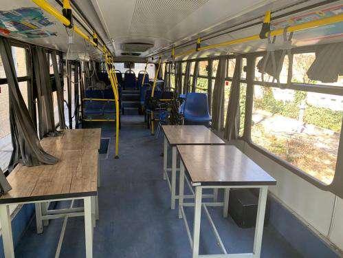 به کار گیری ۴۰۸ دستگاه اتوبوس و مینی بوس در روز انتخابات