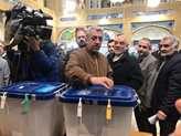 وزیر نیرو رای خود را به صندوق انداخت