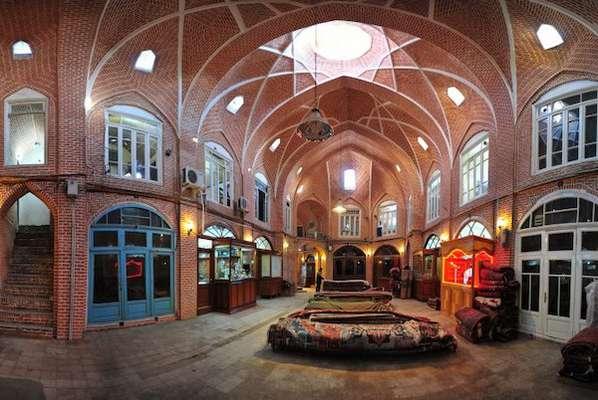 منطقه تاریخی و فرهنگی شهر برای نوروز آماده سازی می شود