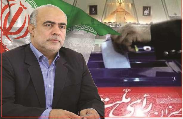 محمد رضا مهدلو شهردار زرند از حضور مردم شهرستان زرند در پای صندوقهای رای قدردانی كرد .