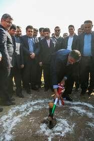 عملیات اجرایی پل ملاثانی - عنافچه در خوزستان آغاز شد
