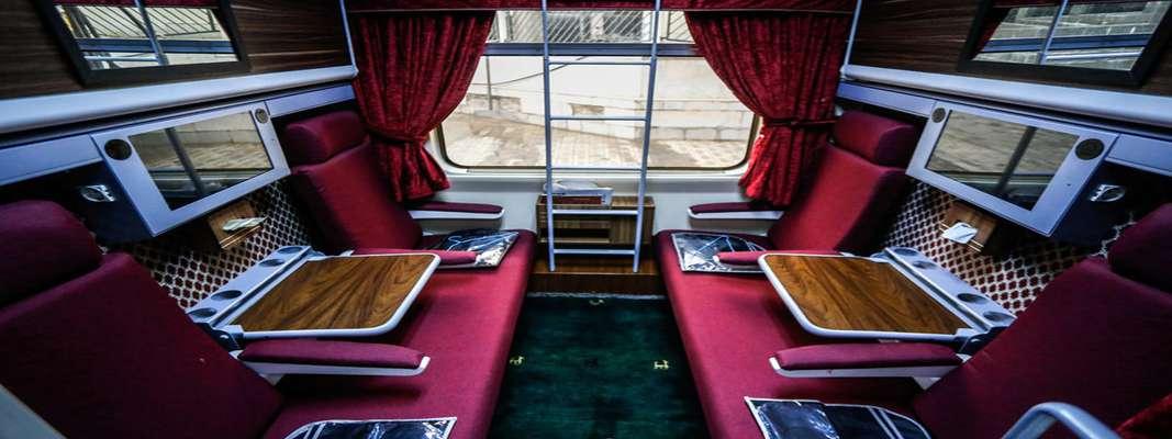 اقدمات ماموران قطار برای مقابله با کرونا