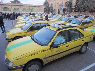891 تاکسیران با عوامل اجرایی انتخابات مجلس شورای اسلامی همکاری داشتند