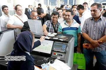 صدور گواهی سلامت برای سفر به شهرهای کشور ترکیه در فرودگاه امام (ره)