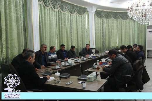 ایجاد ظرفیت استقبال از مهمانان نوروزی در جنوب غرب تبریز