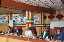 صد و نوزدهمین جلسه کمیسیون برنامه و بودجه شورای شهر اهواز برگزار شد