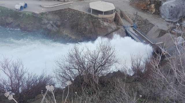 آغاز مرحله جدید عملیات رهاسازی آب از سد های آذربایجان غربی...