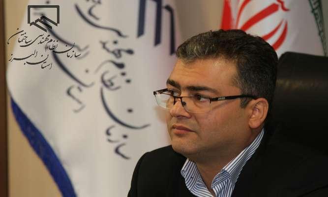 پیام تبریک رییس سازمان نظام مهندسی ساختمان استان البرزبه مناسبت روز مهندس