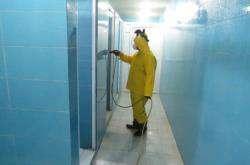 ضدعفونی مستمر ۵۴ باب سرویس بهداشتی سطح شهر برای مقابله با ویروس کرونا