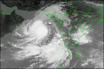۲ درصد طوفانهای حارهای، جنوب ایران را تحت تاثیر قرا ر میدهد/ «گونو» خطرناکترین طوفان یک دهه گذشته در سواحل جنوب
