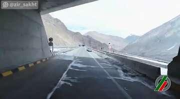 صرفه جویی ۳۳ هزار تومانی در سوخت با سفر از منطقه یک  آزادراه تهران-شمال