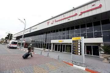 ضدعفونی کردن مداوم هواپیما و ترمینال ها در فرودگاه مهرآباد