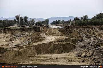 وضعیت راهها در ۸ استان درگیر بارشهای شدید در تاریخ ۶ اسفند ۹۸