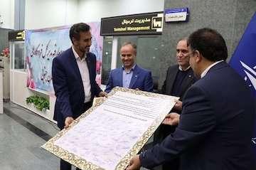 افتتاح پروژه توسعه ترمینال فرودگاه بیرجند در سال آتی/ ضرورت افزایش پروازهای فرودگاه بیرجند